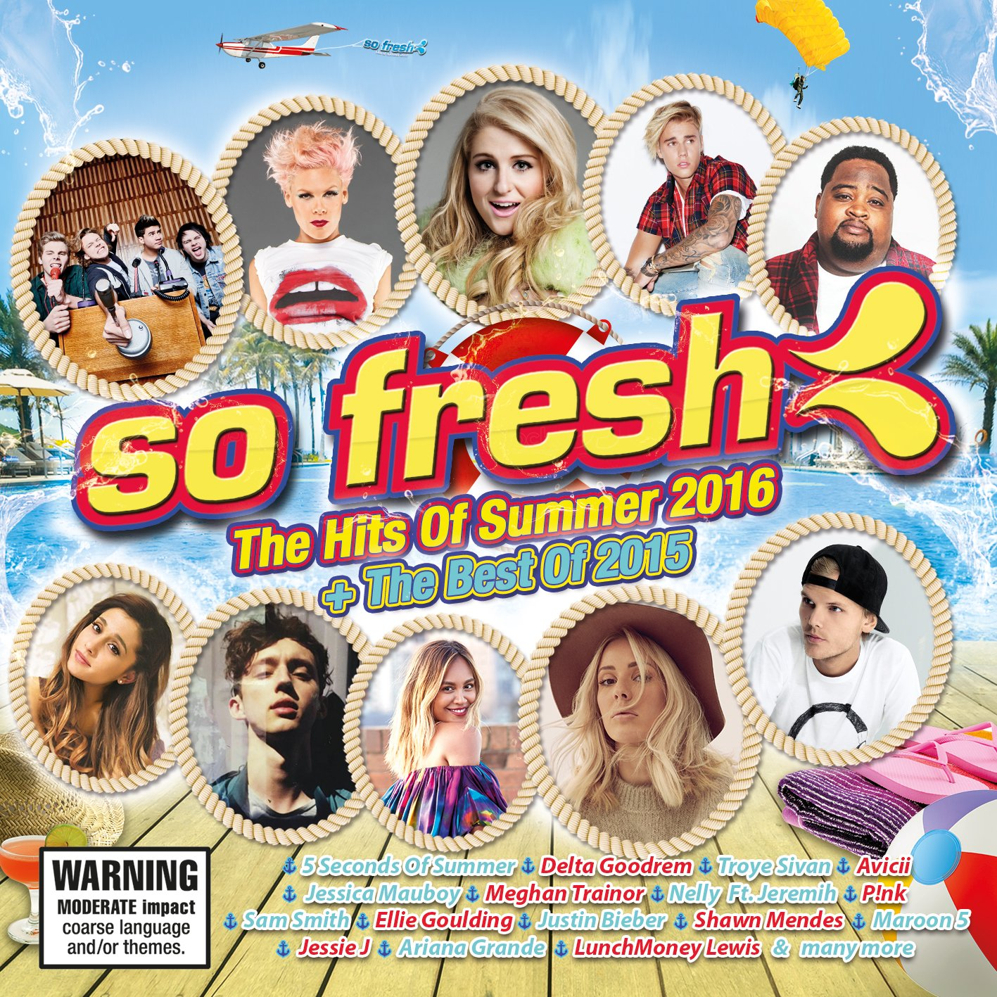 so fresh the hits of summer 2010 tracklist